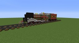 Evening Star Steam Locomotive