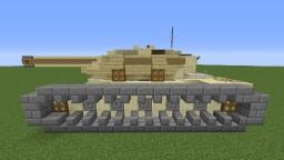 Desert Tank Minecraft