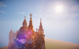 ·Cathedral Of Ivhel· [In Progress] Minecraft Map & Project