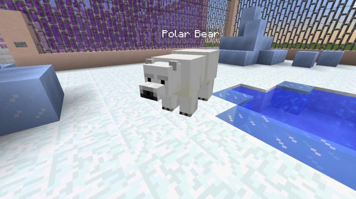 Minecraft Mega Zoo Minecraft Project