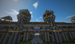 The Kingdom of Neadon Minecraft Map & Project