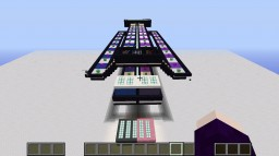 Delta/Fantasia Pat and Jen Lucky Block Race Minecraft Map & Project