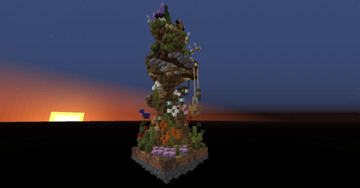 Build at sunrise