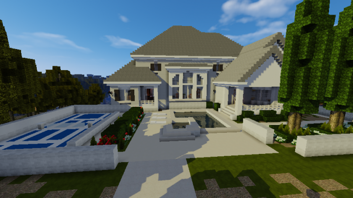 Exterior built by TheRealSlimPat