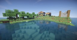 Abandoned Island Minecraft Map & Project