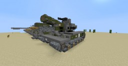 M551 Sheridan AR/AAV Minecraft Map & Project