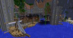Port Blacksand Minecraft Map & Project
