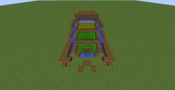 Wheat, Carrot, Potato - Semi Automatic Minecraft Project