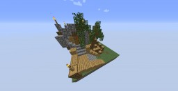 Tree House - Chunk Challenge Minecraft Project