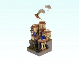 Roman building Minecraft Map & Project