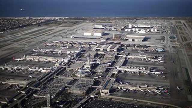 Los Angeles Airport Build Klax Minecraft Project