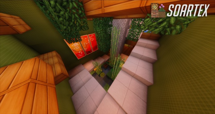 Soartex Fanver - Smooth and Clean x64   1.14.4 Minecraft Texture Pack