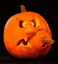 Minecraft Theory: Why Are All Pumpkins CARVED?! Minecraft Blog