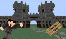 Castle Gate Minecraft