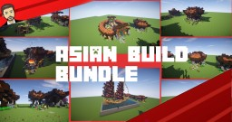 Asian Build Bundle By D-fantome Minecraft