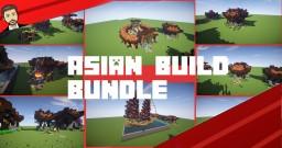 Asian Build Bundle By D-fantome Minecraft Project