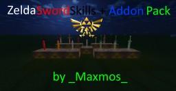 ZeldaSwordSkills + Addon ressource pack Minecraft