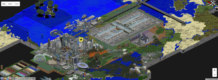 Uie city modern city project minecraft project map gumiabroncs Choice Image