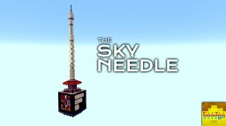 The Skyneedle | Chunk Challenge Build Minecraft