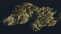 Lost Rock (WM and chunky cliff test) Minecraft Map & Project