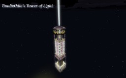 Tower of Light [Chunk Challenge Contest] Minecraft Project