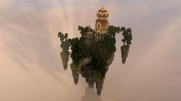 Royal Skywars Spawn Minecraft Map & Project