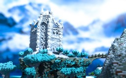 The Donjon Of Snow By MrBatou [TheOldWorld] Minecraft Map & Project