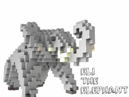 Eli the Elephant! Minecraft Map & Project
