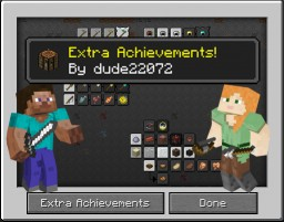 Extra Achievements Minecraft Mod