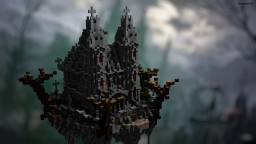 Lost Church. Minecraft Project