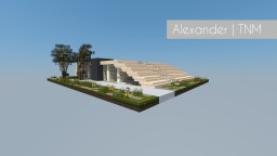Alexander | Modern House | IAS Minecraft Project