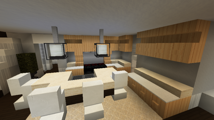 Kitchen made by TheRealSlimPat