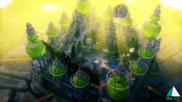 Kryptonia's Spawn by NewRise Minecraft Map & Project