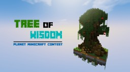 Tree of Wisdom (Chunk Challenge Contest) Minecraft Map & Project