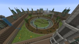 Industrial Square Minecraft Map & Project