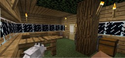 Dog Diner Minecraft Project