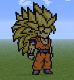 Dragon Ball Z Fight Mechanics In Minecraft 1.9 + Minecraft Map & Project