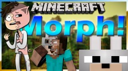 MORPHING INTO ANY MOB! 1.9+ Command Tutorial Minecraft Blog Post