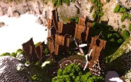 Noblegrange By MrBatou [TheOldWorld] Minecraft
