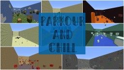 Parkour And Chill Minecraft Map & Project