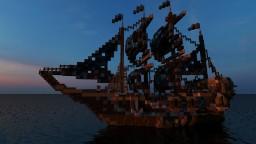 WhiteStar Pirate New Edited Minecraft Map & Project
