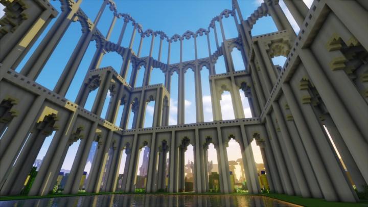 Redlight City Minecraft Project