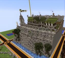 50x50 plot. Minecraft