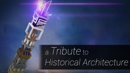 A Tribute to Historical Architecture - Chunk Challenge Minecraft
