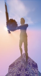 Effigy of Dragdor the Brave Minecraft Map & Project