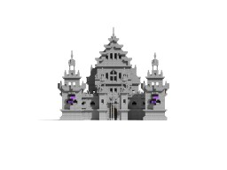 Fairly Sizeable Castle [Schematic Included]