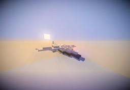 SST (Supersonic Transport) concept | Aircraft series by ItsWooouh and his mind | Number (2) Minecraft Map & Project