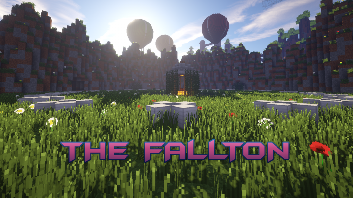 The Fallton - [Hunger Games/Survival Games Map] Minecraft Project