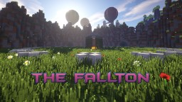 The Fallton - [Hunger Games/Survival Games Map] - [1.12] Minecraft Map & Project