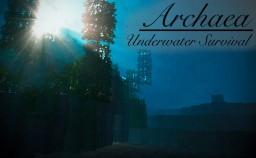 𝔄𝔯𝔠𝔥𝔞𝔢𝔞 - Underwater Survival - #WeAreConquest Minecraft Map & Project
